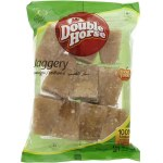 DOUBLE HORSE PALM JAGGERY 1KG