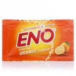 Eno Orange Pouch