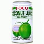 FOCO COCONUT JUICE 11OZ