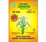 GREEN HEART LEMON GRASS TEA 100GM