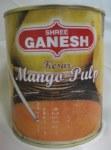 GANESH KESAR MANGO PULP 850G