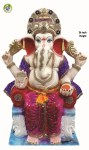 Ganesh Visarjan Divine 36inch