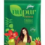 GODREJ NUPUR HENNA NATURAL MEHENDI FOR HAIR COLOR 120GM
