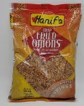 HANIF'S FRIED (CRISPY) ONIONS 400 GM