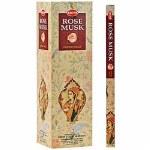 Hem Rose Musk Incense