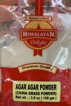 HIMALAYAN DELIGHT AGAR AGAR POWDER (CHINA GRASS POWDER) 100GM