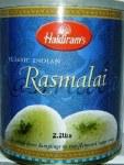 HALDIRAM'S KESAR RASMALAI 500 GM