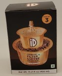 ID (INSTANT) SOUTH INDIAN FILTER COFFEE  3PC PACK(JUMBO)