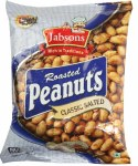 JABSONS CLASSIC SALTED PEANUTS 160 GM