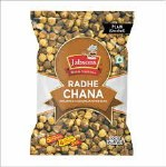 JABSON ROASTED RADHE CHANA (UNSALTED WITH SKIN) 200 GM