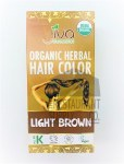 JIVA ORGANICS LIGHT BROWN HAIR COLOUR 100 GM
