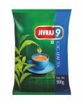 JIVRAJ 9 TEA 2LB X 12 PACK MASTER CASE - FREE SHIPPING