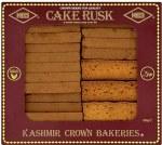 Kcb Almond Cake Rusk 700gm