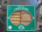 Kcb Noegg Cake Rusk 10oz