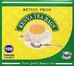 Ketepa Kenya Tea Bag 100ct