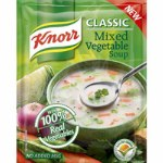 KNORR MIX VEGETABLE SOUP 54GM