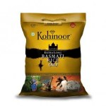 KOHINOOR GOLD EXTRA LONG BASMATI RICE (JAR) 2.2LB