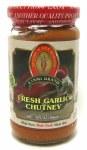 Laxmi Garlic Chutney 212g