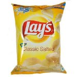 LAYS CLASSIC SALTED CHIPS 54 GM