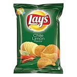 LAYS WAFERS LEMON CHILLY CHIPS 63 GM