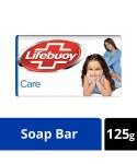 LIFEBUOY CARE SOAP (BLUE) 125 GM