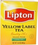 Lipton Yl T Loose  Med 450 G