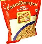 LAXMI CHEWDA RICE FLAKES 400 GM