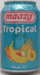 Maaza Topical Drink Can 330ml