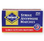 DIAMOND STRIKE ANYWHERE MATCHES