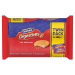 Mcvities Digestive Twin Pack
