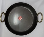 IRON FLAT PAN/ TAWA WITH HANDLE SMALL