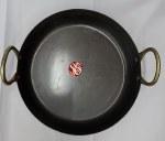 IRON FLAT PAN/ TAWA WITH HANDLE SMALL