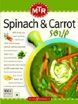 MTR SPINACH AND CARROT SOUP 250GM