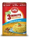 MTR 3 MIN BREAKFAST MAGIC MASALA UPMA BOX 230 GM