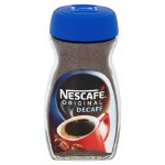 Nescafe Decaff Coffee 100gm