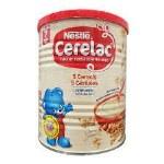 Nestle Cerelac 5cereal 400g