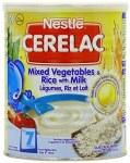 Nestlecerelac Mix Veg 400g