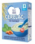 Nestle Cerelac  Rice Vegetable