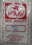 NIRAV POHA THIN(RICE FLAKES) 800 GM
