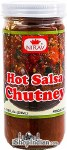 Nirav Hot Salsa Chutney 220ml