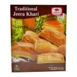 NIRAV KHARI - JEERA(PUFFED PASTRY)  200 GMS