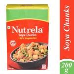 NUTRELA SOYA CHUNKS 50 X 200gm