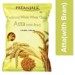 Patanjali Whole Wheat Atta10kg