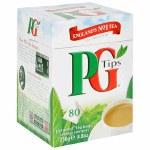 Pgtips 80ct Tea Bags