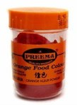Preema Food Color Orange 12