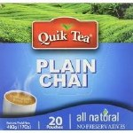 QUIK TEA PLAIN CHAI 20CT