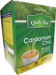 QUIK TEA CARDAMOM (ELAICHI) CHAI 10 CT