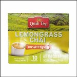 QUIK TEA UNSWEETENED LEMON GRASS TEA 10 CT