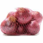 FRESH Red Onion 3 Pound Bag - Sold by bag
