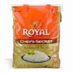 Royal Chef's Secret Basmathi Rice 20LB